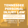 TN Personal Injury Law Conference