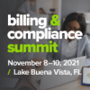 2021 Billing and Compliance Summit