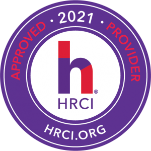 HRCI Approved Credits